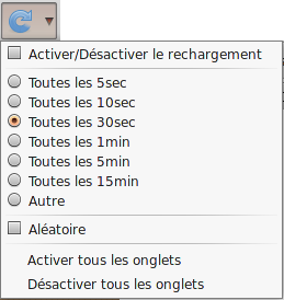 Extension Firefox: ReloadEvery